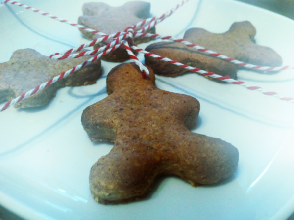 gentle gingerbreadman